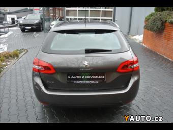 Prodám Peugeot 308 1,6 HDI 88KW S&S ALLURE, LED