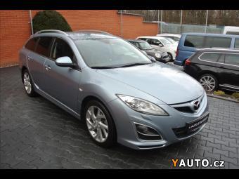 Prodám Mazda 6 2,2 CRDT 120KW, XENON, KŮŽE