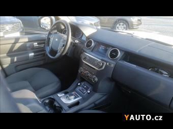 Prodám Land Rover Discovery 3,0 4 TDV6