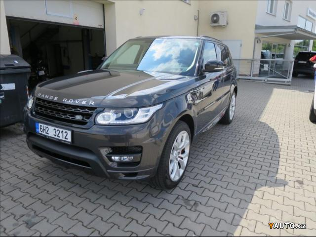 Prodám Land Rover Range Rover Sport 3,0 Autobiography Dynamic