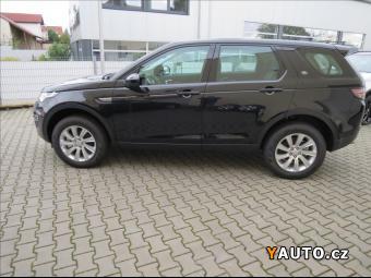 Prodám Land Rover Discovery Sport 2,0 SE 7 míst