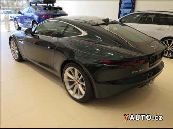 Prodám Jaguar F-Type 3,0 COUPÉ V6 AWD AUT.