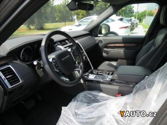 Prodám Land Rover Discovery 2,0 HSE Luxury