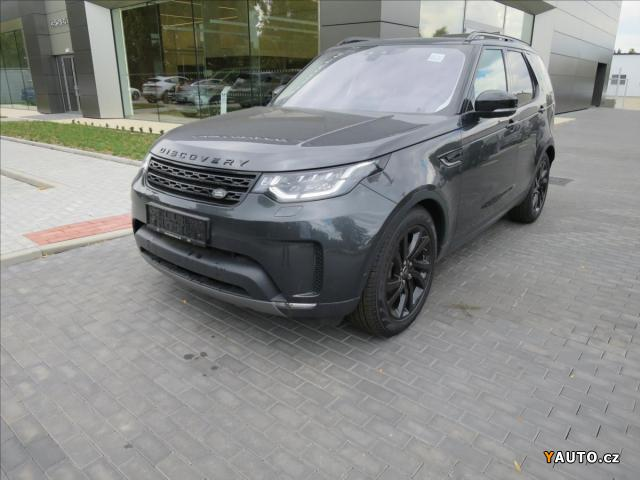 Prodám Land Rover Discovery 3,0 HSE