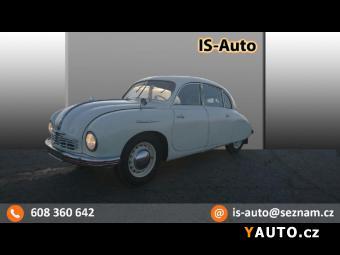 Prodám Tatra Tatraplán 600