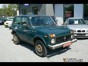 Prodám Lada Niva 1.7 4x4