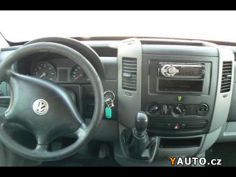 Prodám Volkswagen Crafter 2.5 TDi