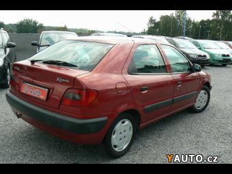 Prodám Citroën Xsara 1.8i SX
