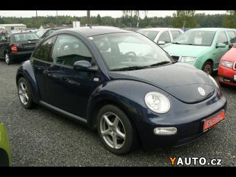 Prodám Volkswagen New Beetle 1.9 TDi