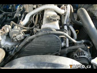 Prodám Ford Ranger 2.5TD 4x4