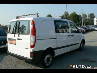 Prodám Mercedes-Benz Vito 109 CDi - DPH
