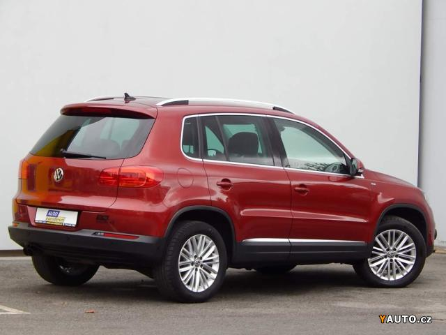 prod m volkswagen tiguan dsg cup 4x4 2 0 tdi sport prodej. Black Bedroom Furniture Sets. Home Design Ideas