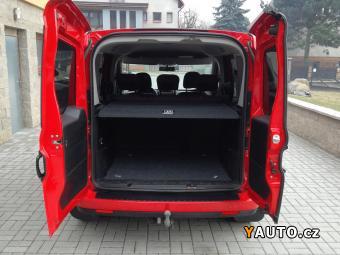 Prodám Fiat Dobló CARGO 1, 6 JTD 77 KW