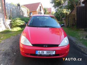 Prodám Ford Focus 1.6 16V