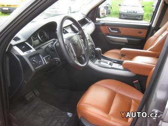 Prodám Land Rover Range Rover Sport 3,6 TdV8