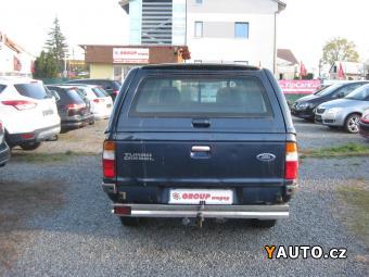 Prodám Ford Ranger 2,5 TD XLT 4x4