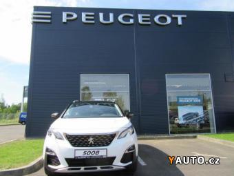 Prodám Peugeot 5008 ALLURE 1.6 BlueHDi 120k EAT6