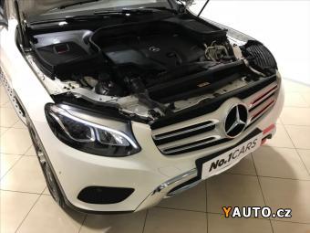 Prodám Mercedes-Benz GLC 2,2 220 D 4MATIC PŘEDVÁDĚČKA
