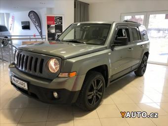 Prodám Jeep Patriot 2,4 LIMITED REZERVACE