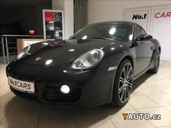 Prodám Porsche Cayman 2,7 i 10 LET JEDEN MAJITEL