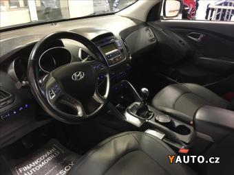 Prodám Hyundai ix35 1,7 CRDI TRIK PLUS 1. MAJ ČR