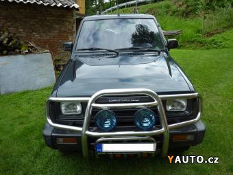 Prodám Daihatsu Feroza Hard-top
