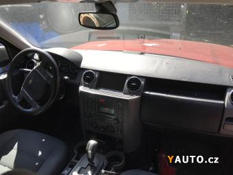 Prodám Land Rover Discovery TDV6SE