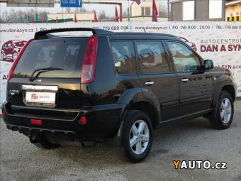 Prodám Nissan X-Trail 2.0i 103kW 4x4 1ROK ZÁRUKA