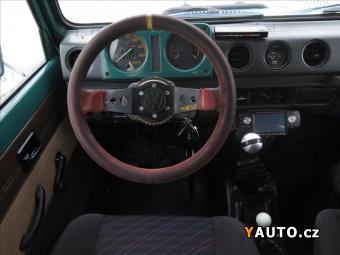 Prodám Suzuki Samurai 1.0 33kW 4x4 SJ410 Cabrio