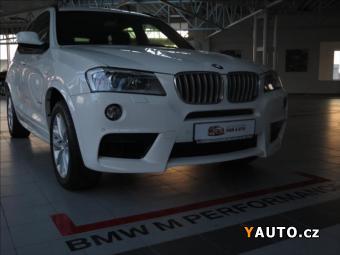 Prodám BMW X3 3,0 xDrive35d M-Paket původ ČR