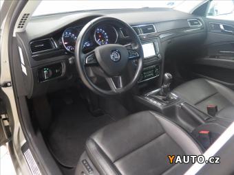 Prodám Škoda Superb 2,0 TDI EXCLUSIVE 1. majitel