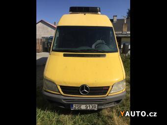 Prodám Mercedes-Benz Sprinter 313 CDI, Izotherm, chlazení