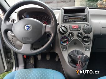 Prodám Fiat Panda 1.2, 44kW