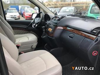 Prodám Mercedes-Benz Viano 2.2CDi 4MATIC-ČR - SERVIS