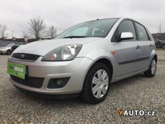 Prodám Ford Fiesta 1.4i, 59KW, SER. KNIHA, TOP STAV