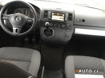Prodám Volkswagen Multivan 2.0 BiTDi, nové v ČR, 132KW, COMF