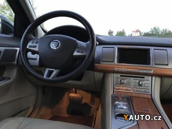 Prodám Jaguar XF 3.0 D LUXURY EDITION