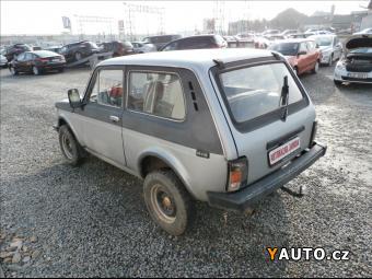 Prodám Lada Niva 1,9 D, EKO zaplaceno, 4x4