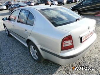 Prodám Škoda Octavia 1,6 i, klimatizace, ZAMLUVENO