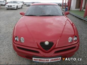 Prodám Alfa Romeo GTV 2.0 GTV 148kW, klima