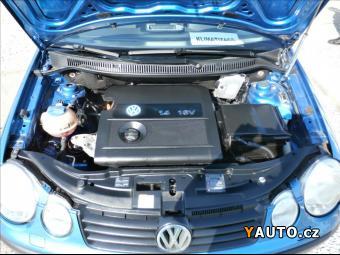 Prodám Volkswagen Polo 1,4 klima, serviska