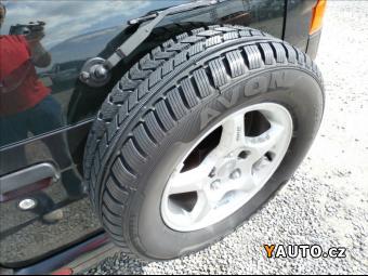 Prodám Daihatsu Terios 1,3 klima, 4x4