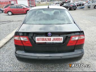 Prodám Saab 9-5 2,0 i, 110kw, aut. klima, kůže