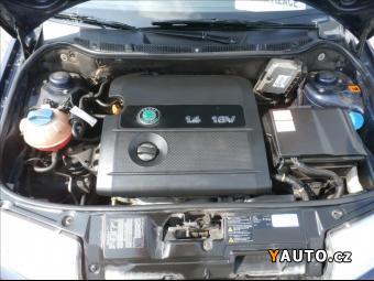 Prodám Škoda Fabia 1,4 16v, klima, ASR, ABS