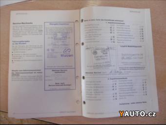 Prodám Volkswagen Sharan 1,9 TDi, s. kniha, aut. klima7míst
