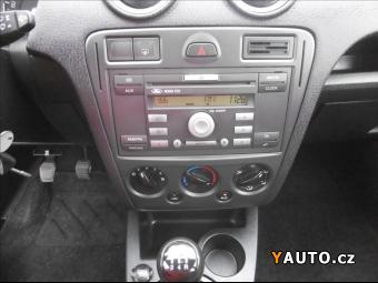 Prodám Ford Fusion 1,4 TDCi, klimatizace, serviska