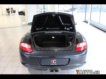 Prodám Porsche Boxster S 3.2i CZ serv. kn.