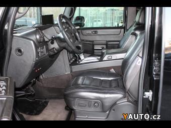 Prodám Hummer H2 6.0 L sk. B