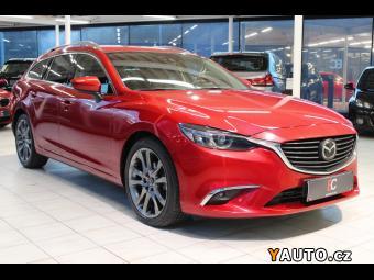 Prodám Mazda 6 Skyactiv-D AWD HUD