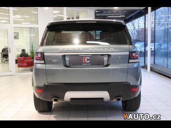 Prodám Land Rover Range Rover Sport HSE TDV6 CZ KESSY